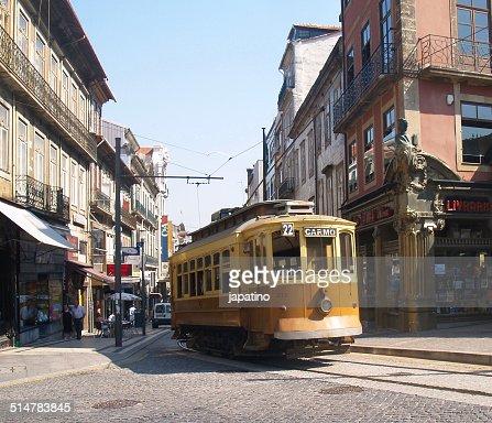 Tranvía de Oporto