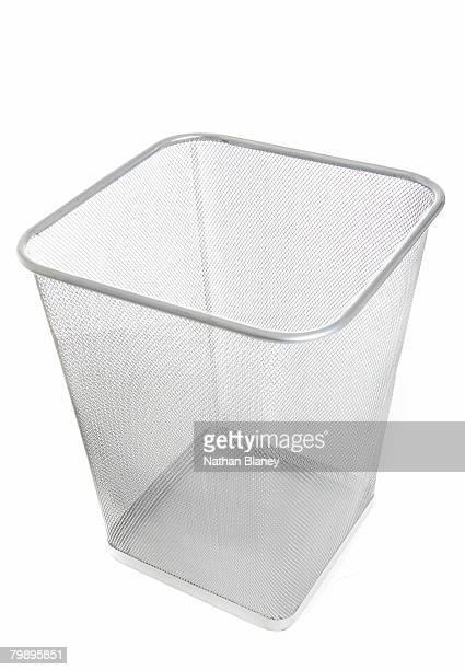 Trash can.