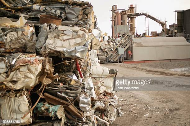 A Trash Compacting Site