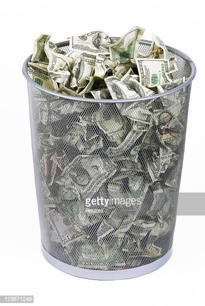 Desfeito Dólar Americano