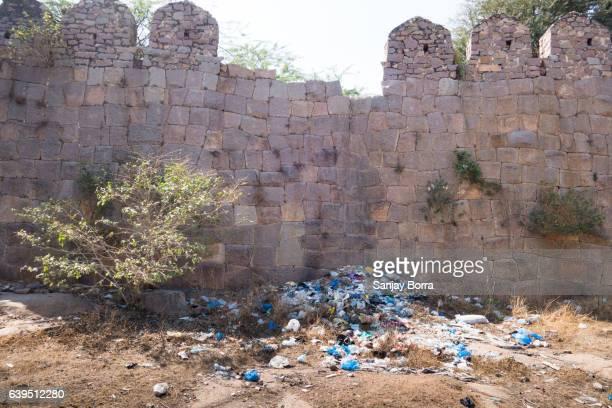 Trash-Golconda-India