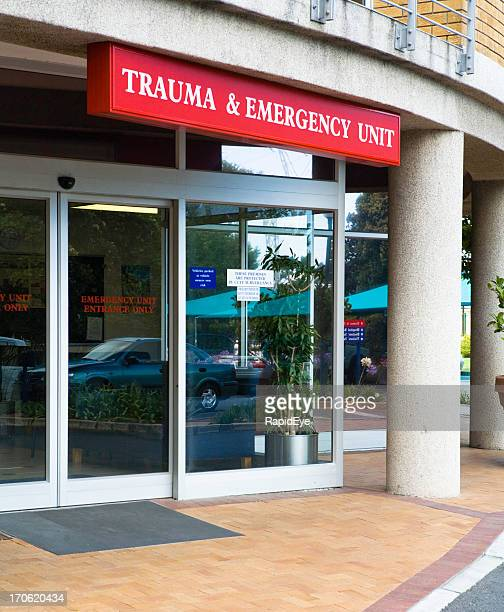 Traumatisiert & Notfall Einheit