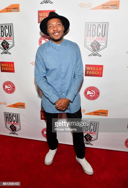 Trauma attends The HBCU Power Awards at Morehouse College on October 20 2017 in Atlanta Georgia