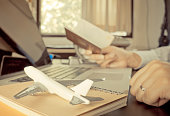 Travel Agency is booking Air ticket for customer