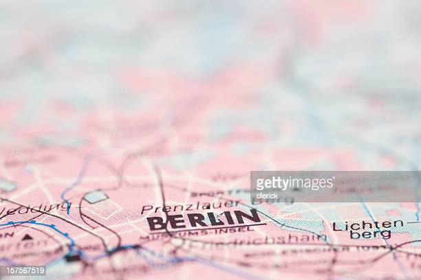 目的地-Berlin ,ドイツ