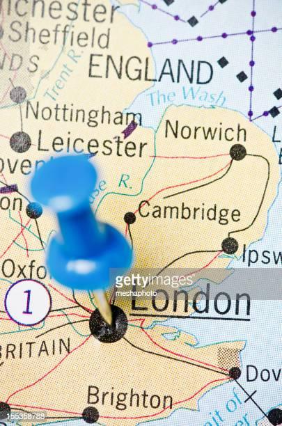 Travel Destination London England