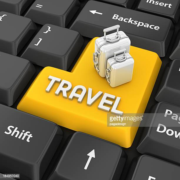 travel enter key