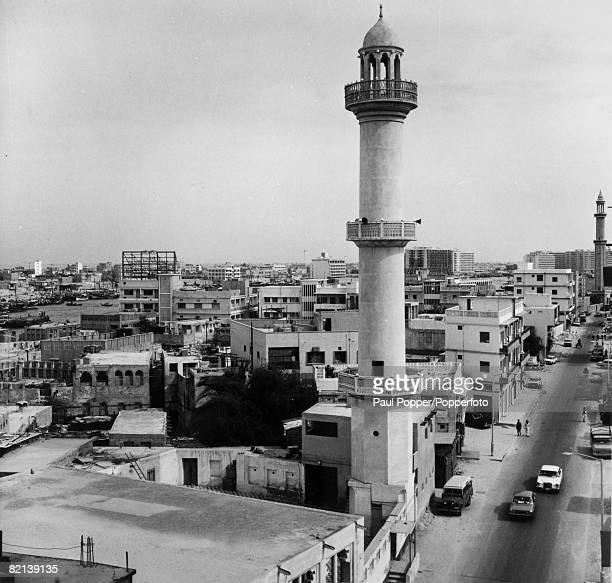 circa 1960's Dubai a general view