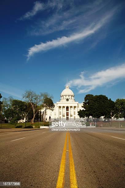 Travel Montgomery Alabama Capital