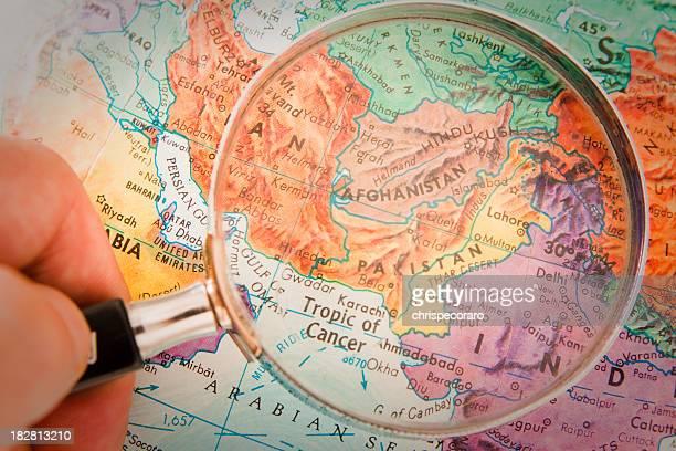 Travel the Globe Series - Afghanistan, Pakistan