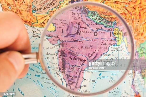Parcourir le Globe série-Inde