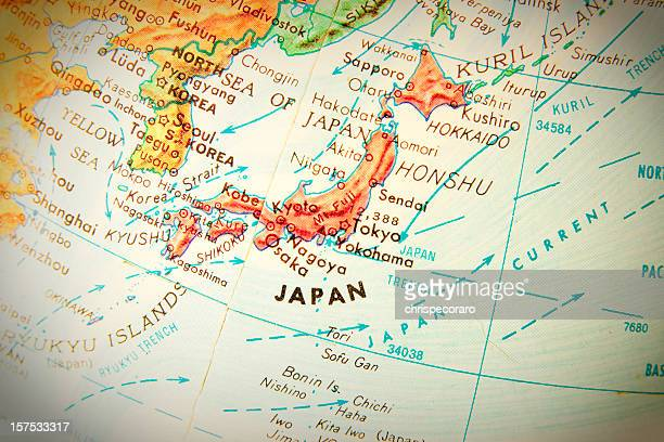 Parcourir le Globe série-Japon