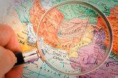Travel the Globe Series