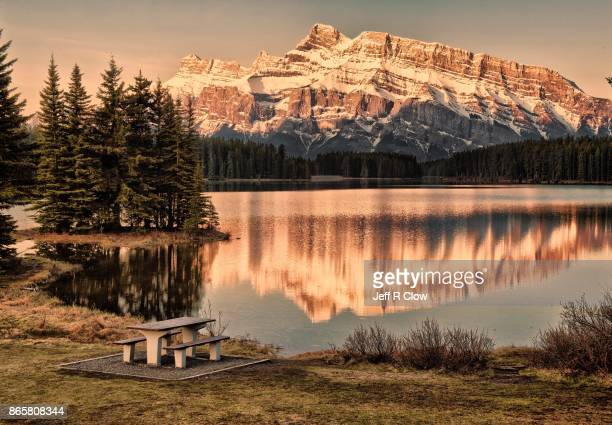 Travel View in Banff National Park