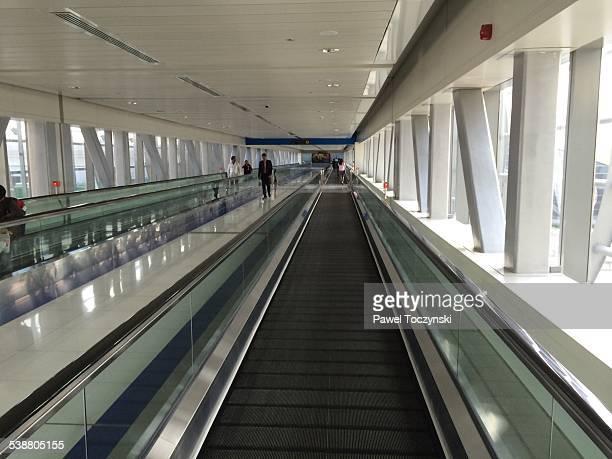 Travelator in Dubai