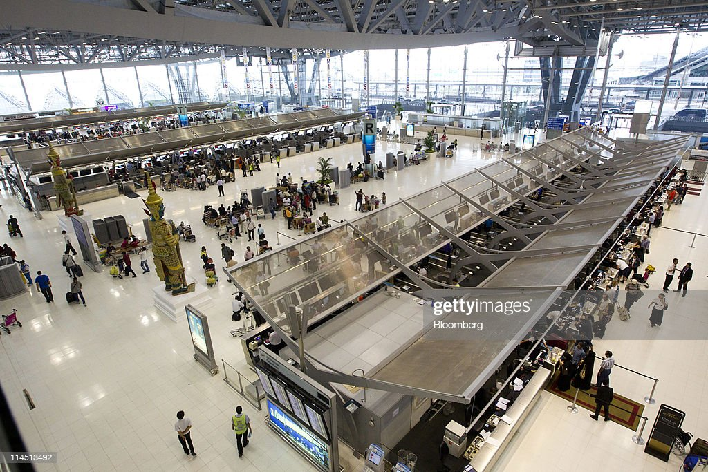 Thailand S Suvarnabhumi Airport Photos And Images Getty Images