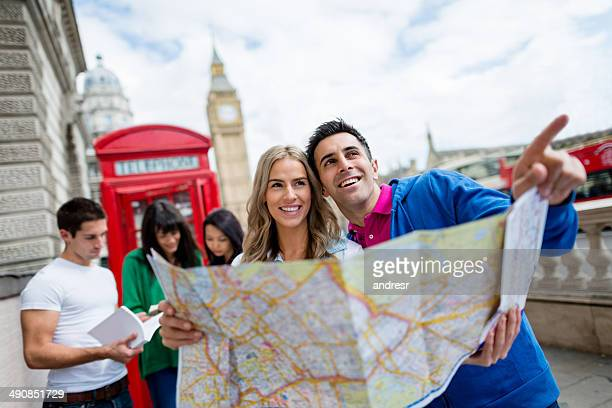 Travellers in London