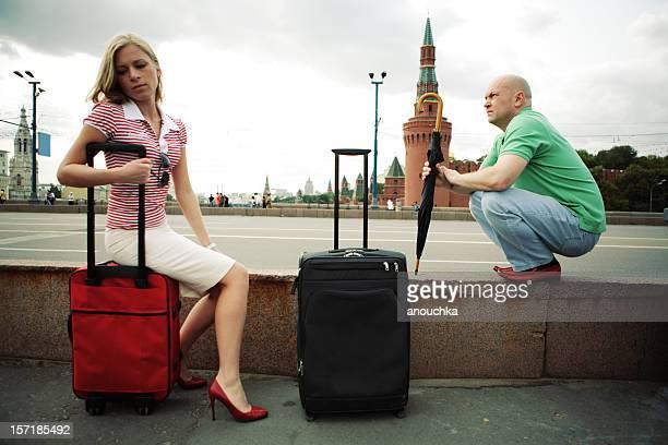 Voyage à Moscou