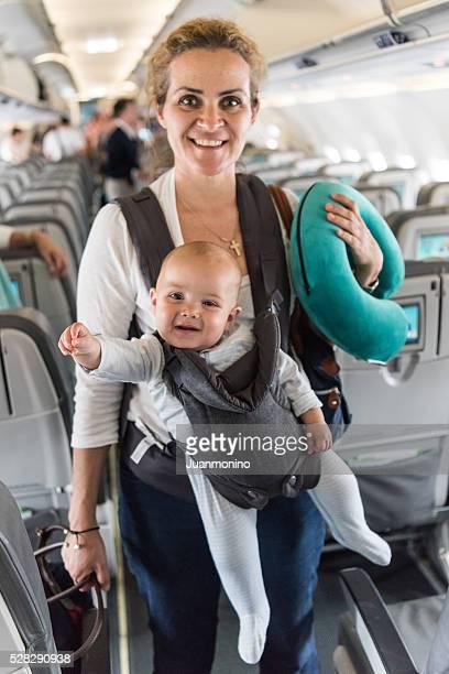 ¿Viaja con un bebé