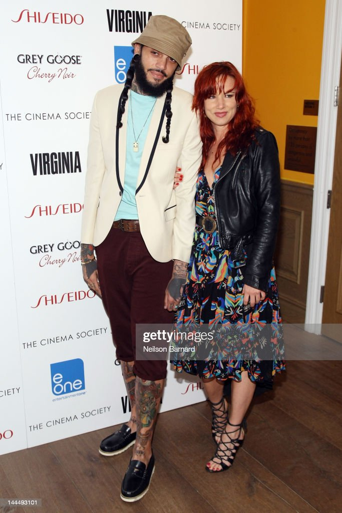 """The Cinema Society & Shiseido With Grey Goose Host A Screening Of """"Virginia"""" -  Arrivals"""