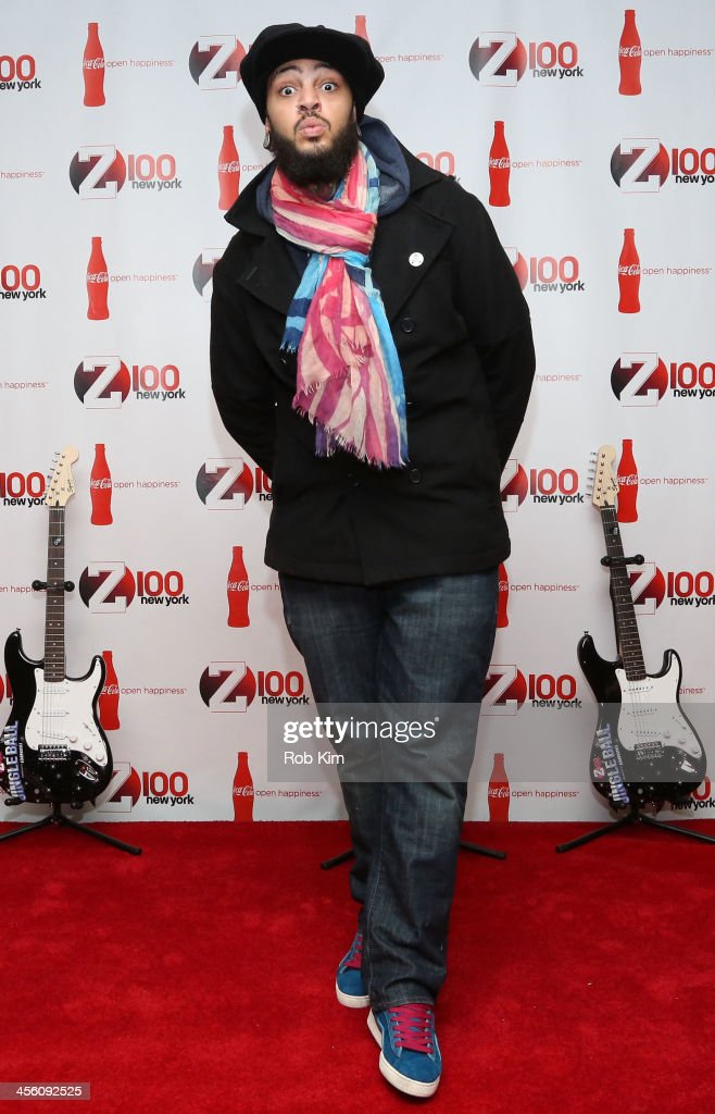 Z100 & Coca-Cola All Access Lounge at Hammerstein Ballroom - Arrivals