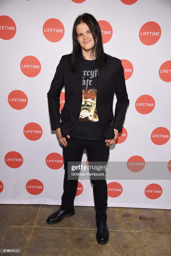 Travis Bacon attends the 'Story Of A Girl' screening at Neuehouse on July 17, 2017 in New York City.