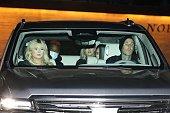 Celebrity Sightings In Los Angeles - February 21, 2021