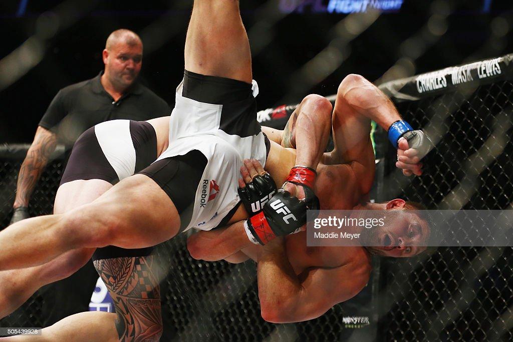 UFC Fight Night: Dillashaw vs Cruz