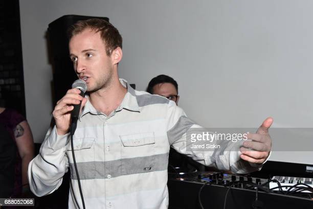 Travis Chambers attends PiperWai NYC Launch Event at Vnyl on May 24 2017 in New York City