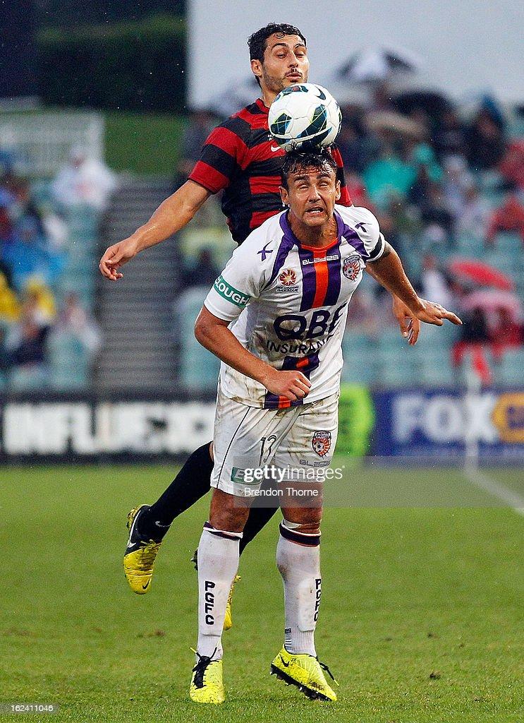 A-League Rd 22 - Western Sydney v Perth