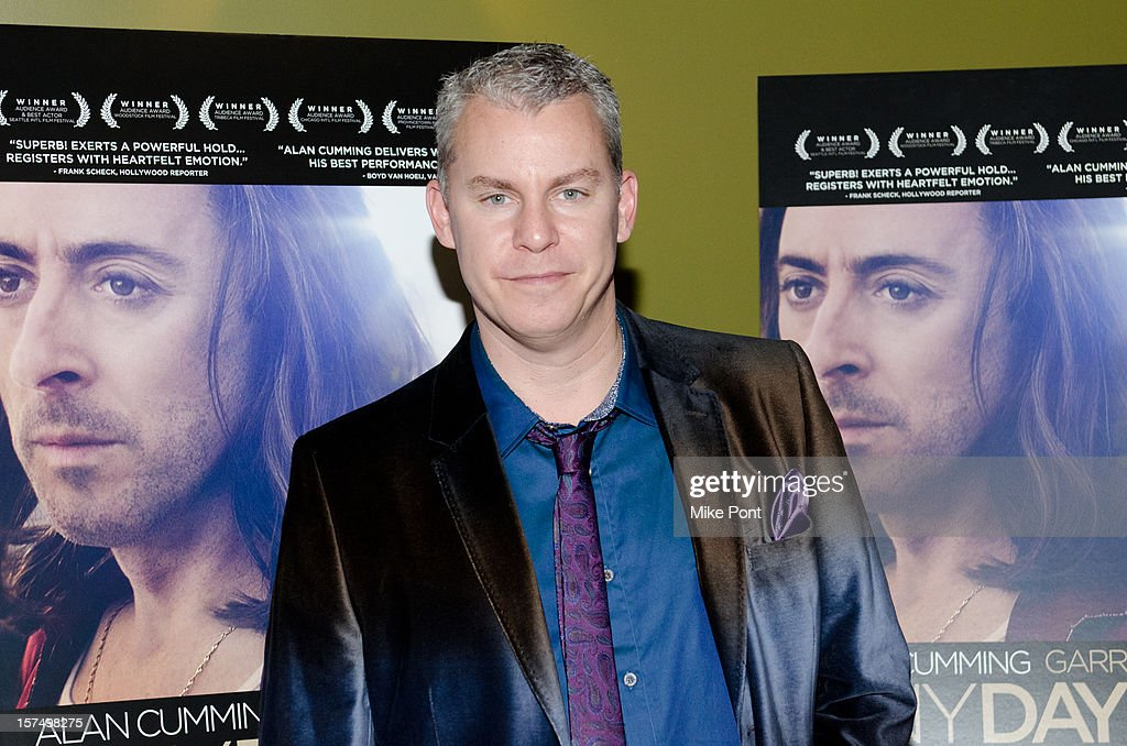 Travis Fine attends the 'Any Day Now' premiere at Sunshine Landmark on December 3, 2012 in New York City.