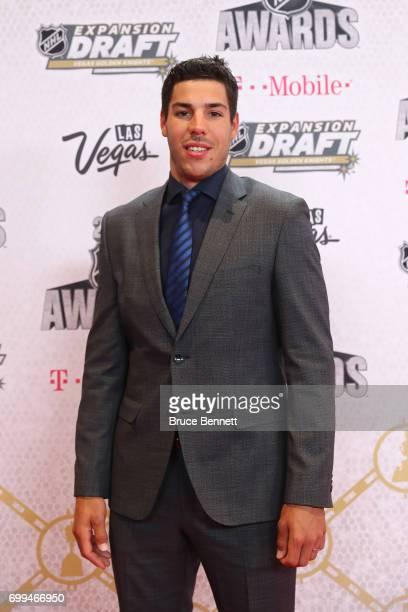 Travis Hamonic of the New York Islanders attends the 2017 NHL Awards at TMobile Arena on June 21 2017 in Las Vegas Nevada