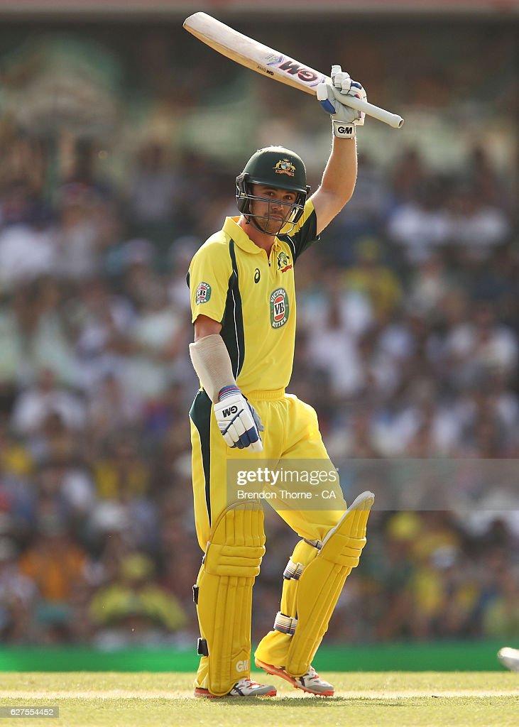 Australia v New Zealand - ODI Game 1