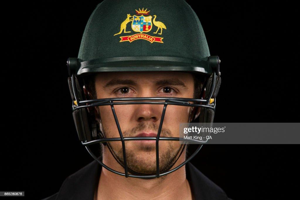 Australia Cricket Team Portrait Session