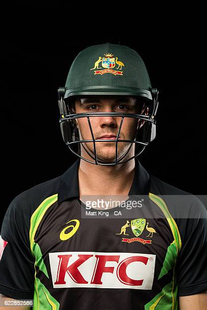 Travis Head poses during the 2016 Cricket Australia Player Camp at Sydney Cricket Ground on September 14 2016 in Sydney Australia