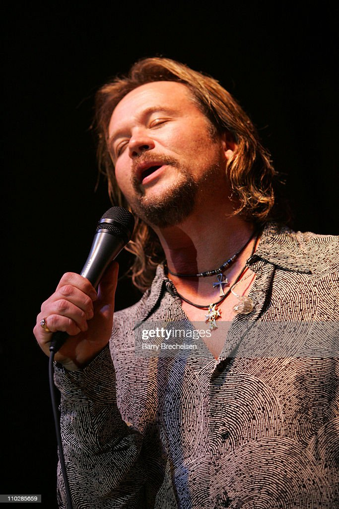 Travis Tritt during 20th Annual SXSW Film and Music Festival Sam Moore at Town Lake Stage at Auditorium Shores in Austin Texas United States