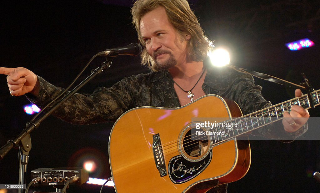 Travis Tritt during 53rd Annual BMI Country Music Awards at BMI Nashville Offices in Nashville Tennessee United States