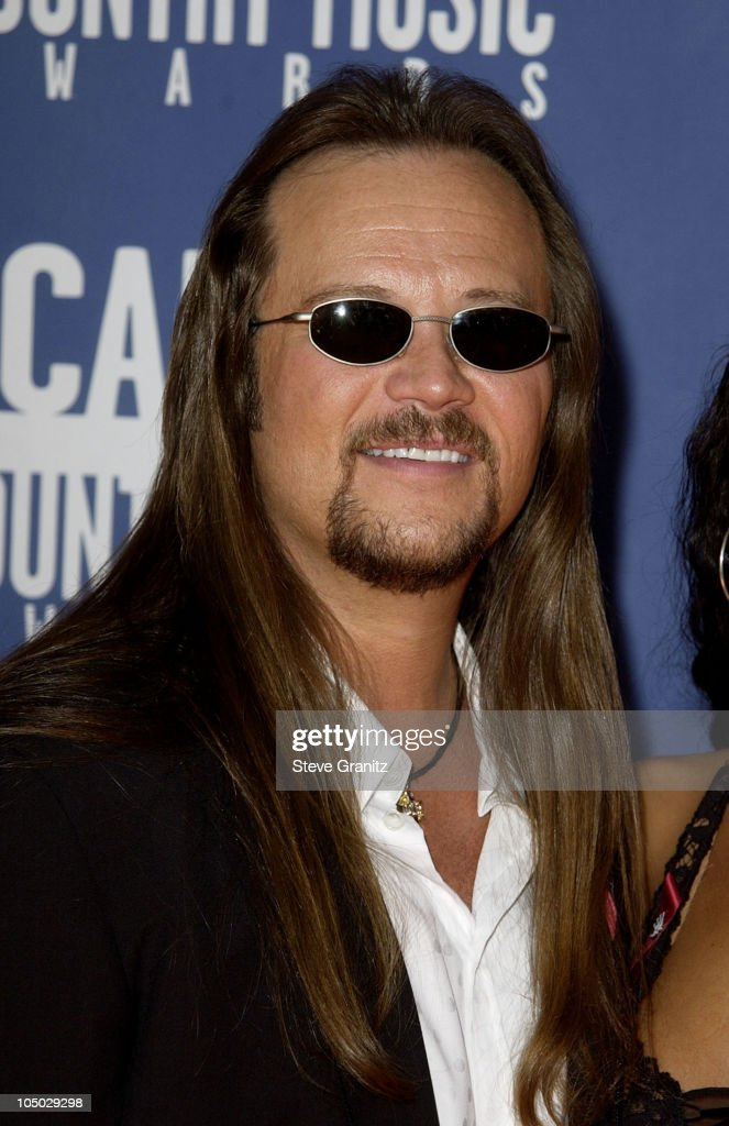 Travis Tritt during The 37th Annual Academy of Country Music Awards - Arrivals at Universal Amphitheater in Universal City, California, United States.