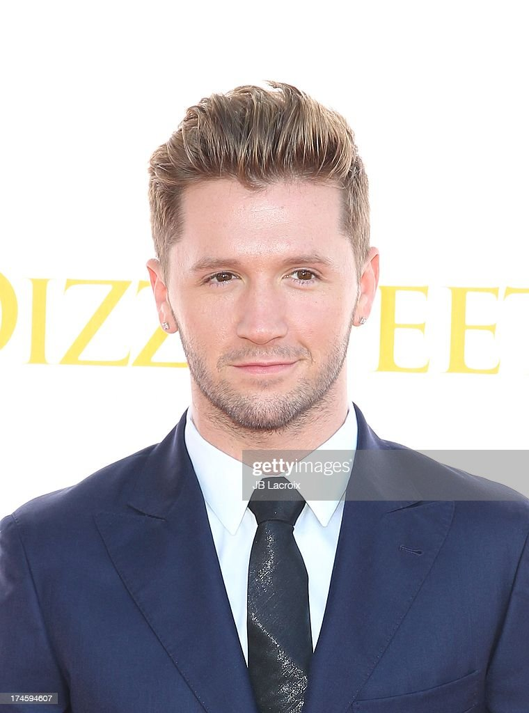 Travis Wall attends the 3rd Annual Celebration Of Dance Gala held at Dorothy Chandler Pavilion on July 27, 2013 in Los Angeles, California.