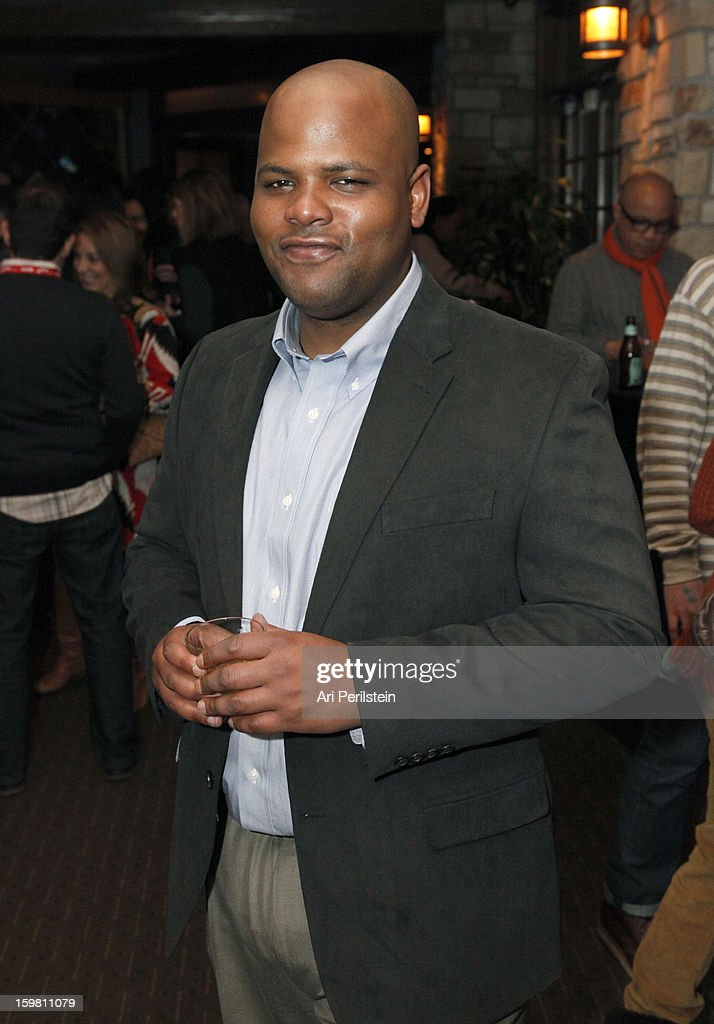 Travis Williams attends the HBO Documentary Films Sundance Party on January 20, 2013 in Park City, Utah.