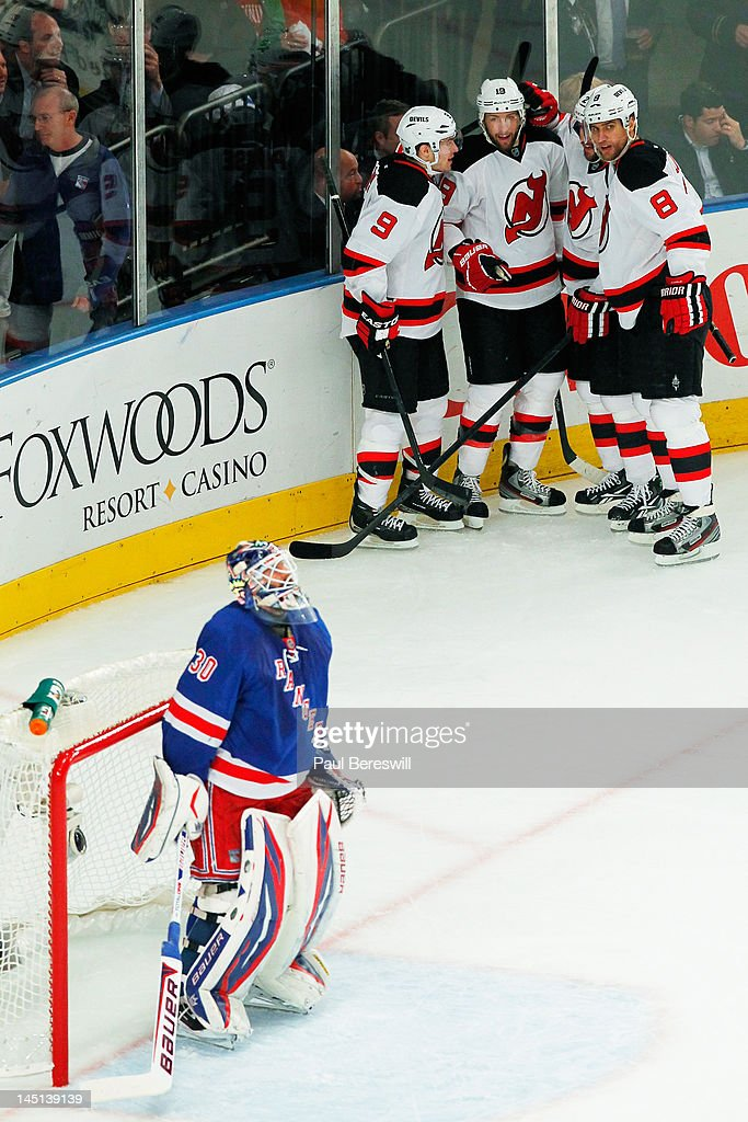 New Jersey Devils v New York Rangers - Game Five