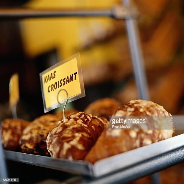 Tray of Croissant