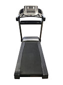 image of treadmill isolated on white background