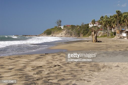 Treasure Beach, South Coast, Jamaica : Stock Photo