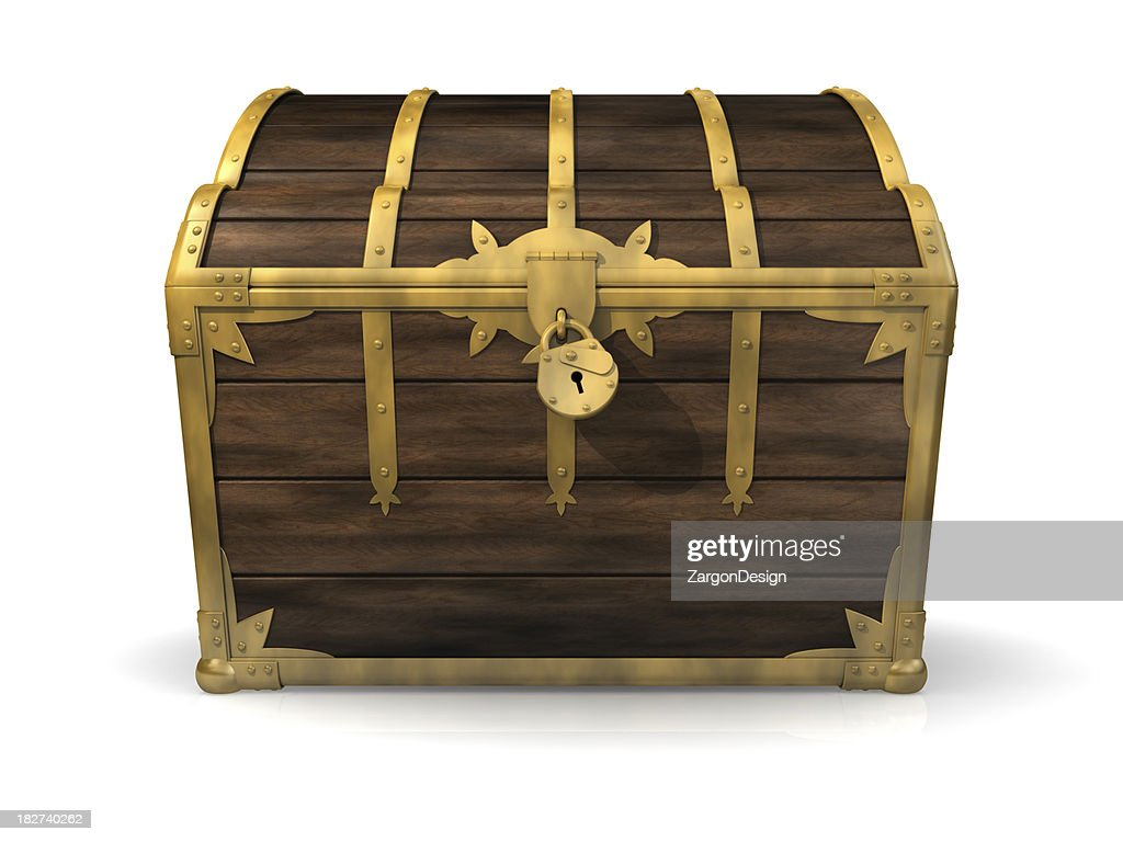 treasure chest stock photo getty images