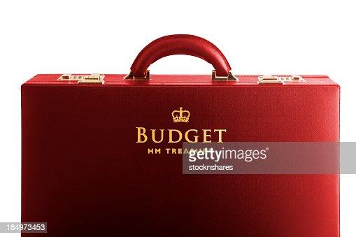 UK Treasury Budget