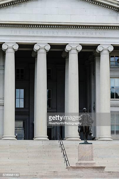 Nosotros tesorería Building, Washington DC