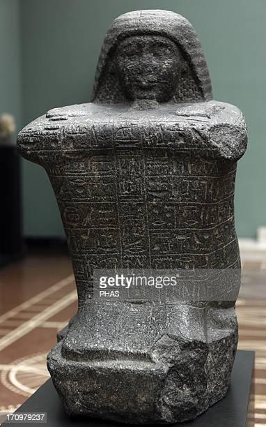 Treasury of Pharaoh Sethi I Diorite Reign of Ramses II 12901224 BC 19th Dynasty New Kingdom Ny Carlsberg Glyptotek Museum Copenhagen Denmark