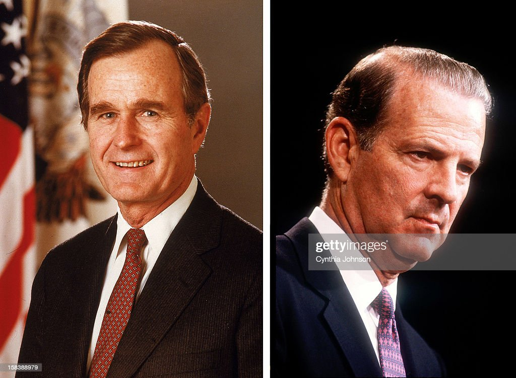 Treasury Secretary James Baker on June 2, 1987.