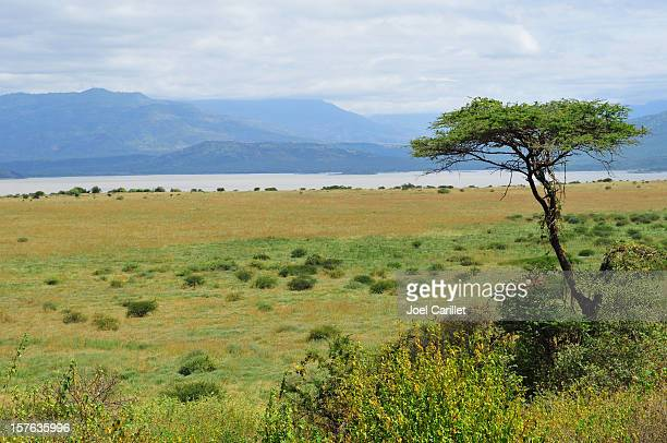 Rift Valley in Ethiopia's Nechisar National Park